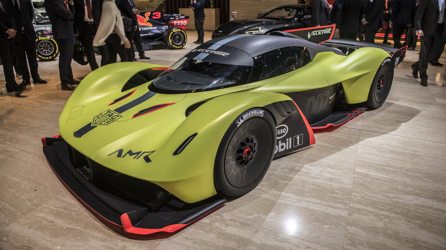Aston Martin Valkyrie Could Beat That New Nurburgring Record