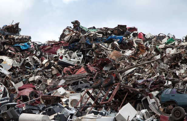 How Junkyards Decide What Your Junk Car is Worth