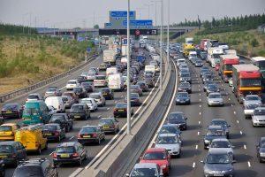 traffic jam dilemma