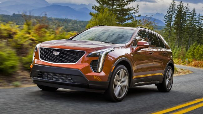 2019 Cadillac XT4 First Drive Review