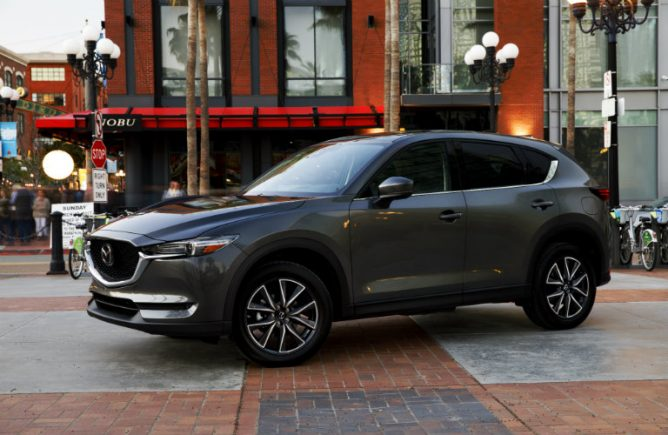 2019 Mazda CX-5 To Get 2.5-Liter Turbo And Revised G-Vectoring