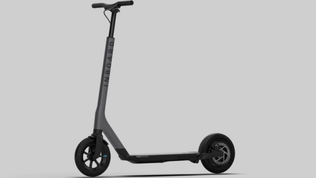 Inboard E-Scooter