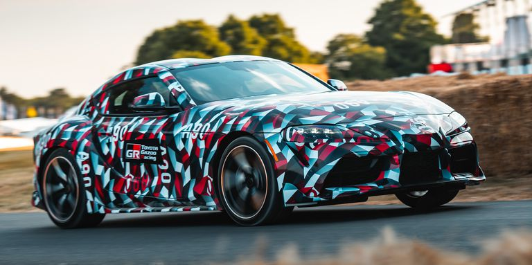 Toyota Boss Wants To Make A Lightweight Supra fFor Track Days