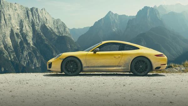 2018 Porsche 911 Carrera T Drivers' Notes Review