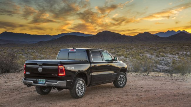 2019 Ram 1500 eTorque Drivers' Notes Review