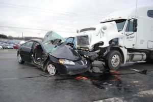 Between Car and Truck Accidents