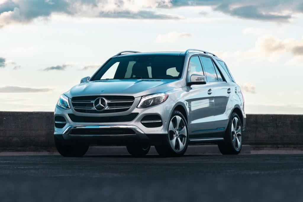 Mercedes-Benz Gle Plug-In Hybrid