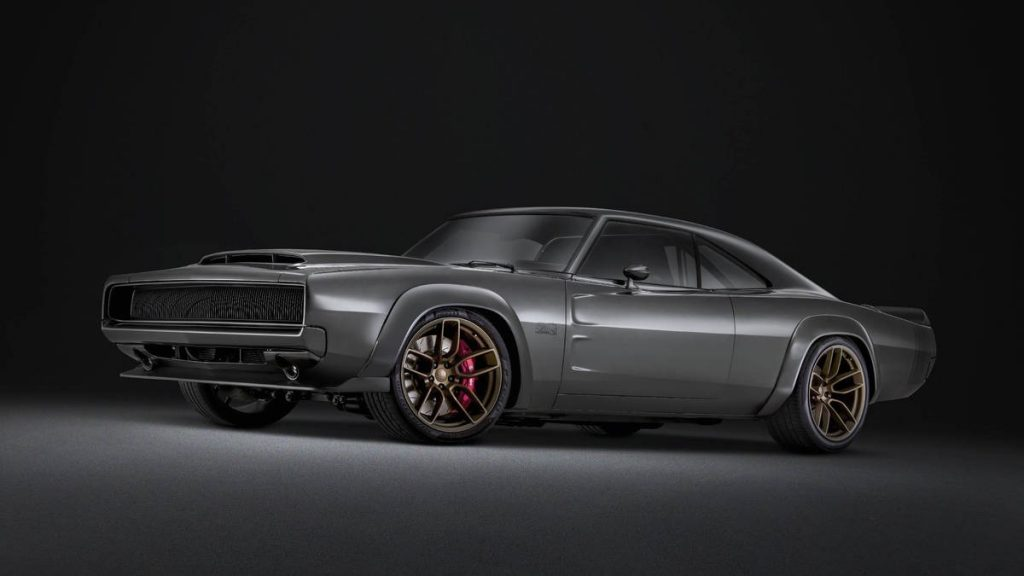 Mopar Hellephant Is Planet Earth's First 1,000-Hp Oem Crate Engine