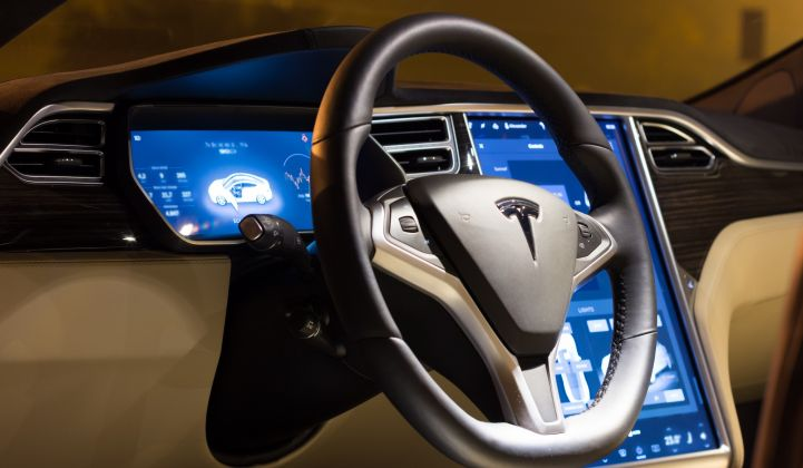 Tesla Releases System Update 9, Adds Atari Games, Dash-Cam Functionality
