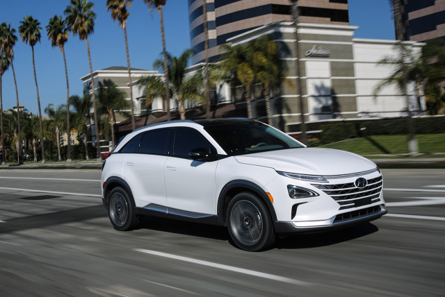 Hyundai Nexo Cleans Over 900kg Of Air During Clean Driving Month