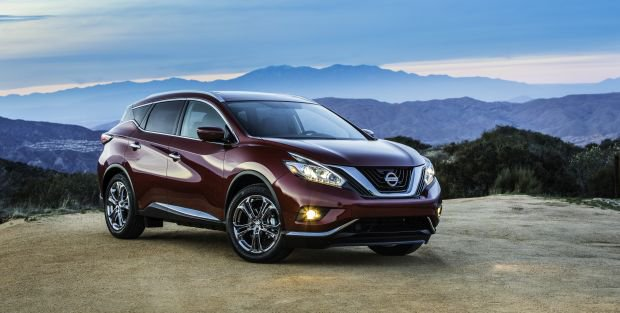 2019 Nissan Murano Priced From $32,315