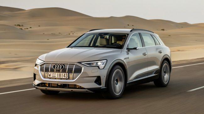 2020 Audi E-Tron First Drive Review