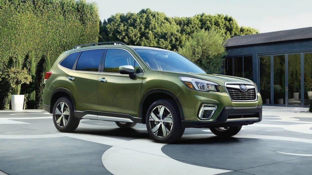 2019 Subaru