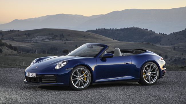 2020 Porsche 911 Cabriolet Is Everything You Were Expecting