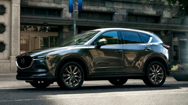 Mazdas 2018