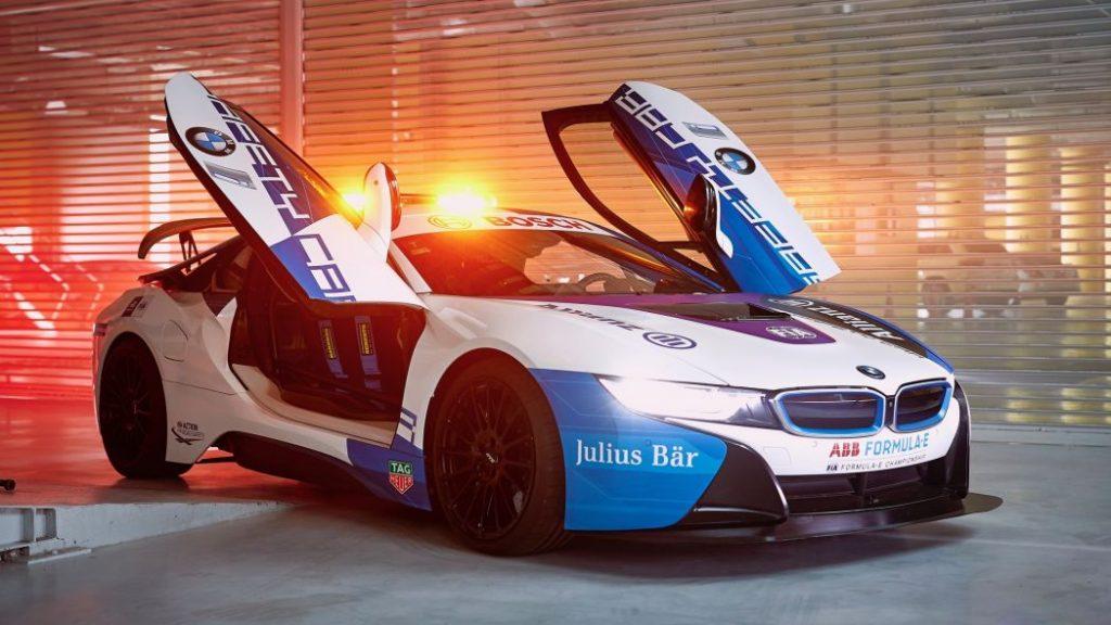 2019 BMW I8 Formula E Safety Car Looks Awesome