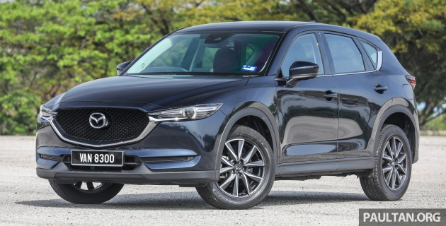 2019 Mazda CX-5 Turbo Drivers' Notes Review