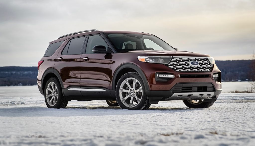 2020 Ford Explorer Will Start At $33,860