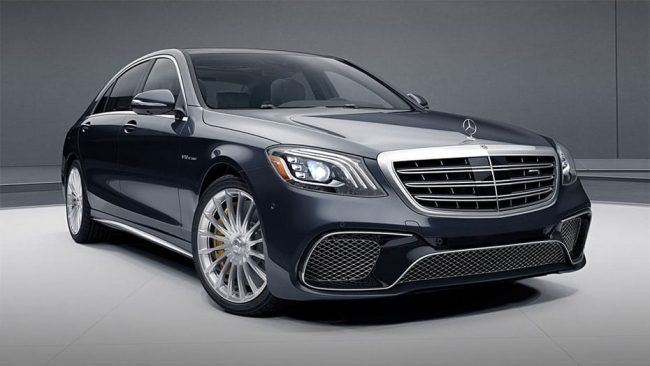 Mercedes-Amg S65 Final Edition Lowers Curtain On 6.0-Liter V12