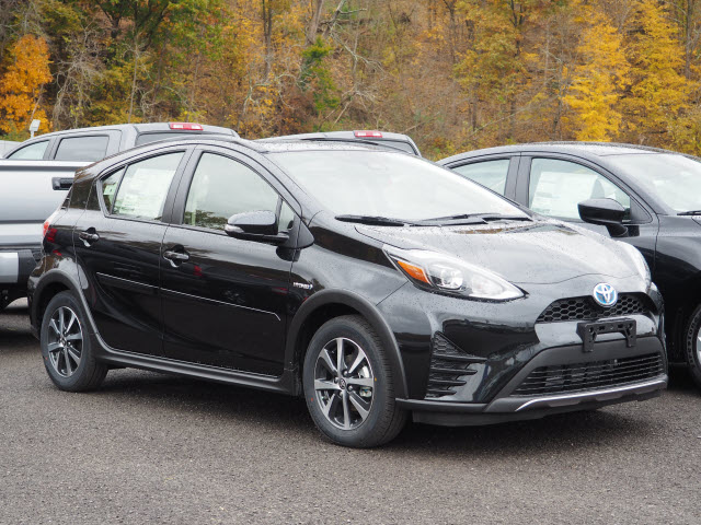 2019 Toyota Prius C Drivers' Notes Review