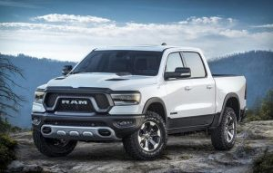 2019 Midsize Pickup Truck