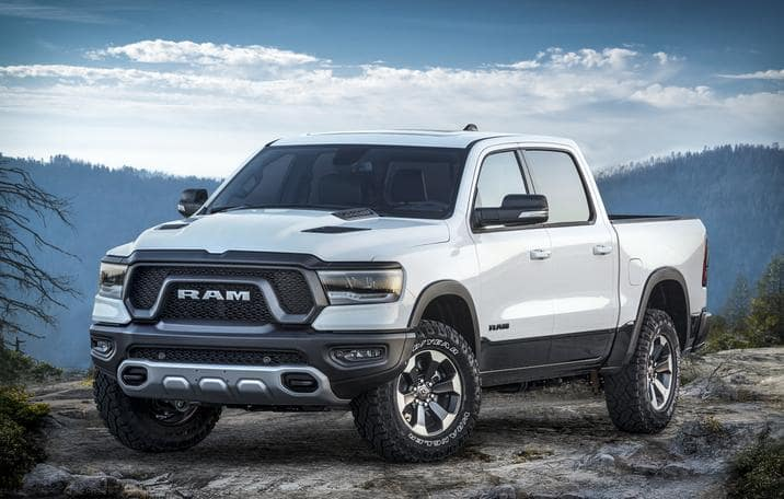 Ram Passes Chevrolet To Become The Second Most Popular Full-Size Truck Brand