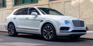 New Bentley SUV