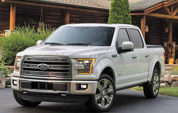 Ford Dialing Back F-150 V8 Production Due To Dwindling Demand