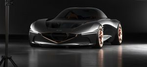 Genesis Electric Hypercar 2019