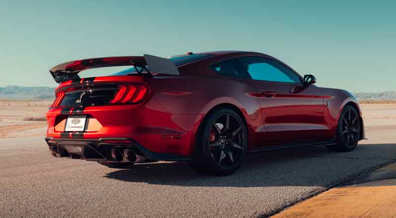 Shelby Mustang 2020