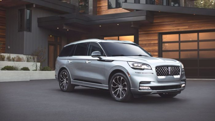 2020 Lincoln Aviator Gets Up To 26 MPG Highway With Standard Engine