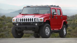 GM Electric Hummer