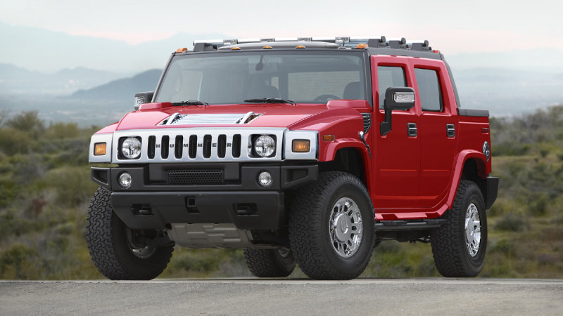An All-Electric Hummer Is Reportedly Under Consideration At GM