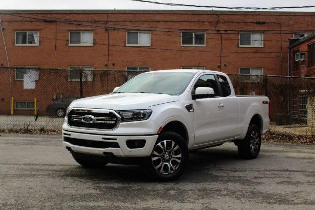 2019 Ford Ranger Misses Out On IIHS Top Safety Pick Award