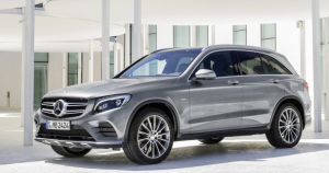 2020 Mercedes-AMG GLC 43