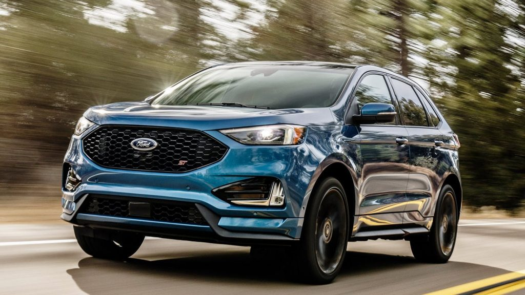 2019 Ford Edge ST Second Drive Review