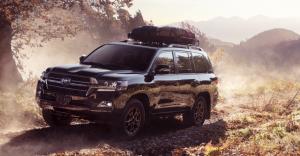 2020 Toyota Land Cruiser Heritage