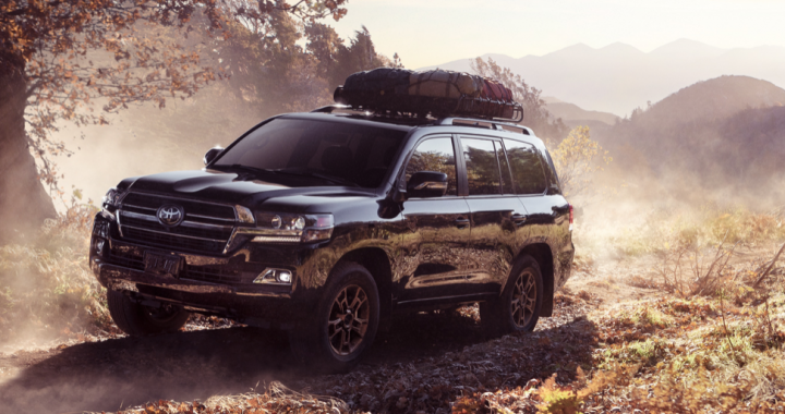 2020 Toyota Land Cruiser Heritage Edition Priced From $89,040