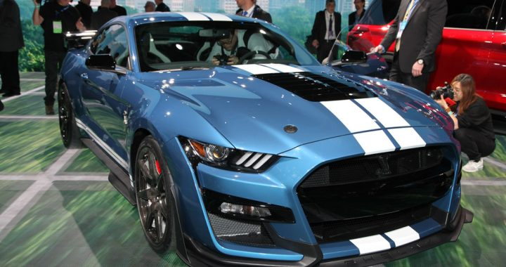 2020 Ford Mustang Shelby GT350R First Track Drive