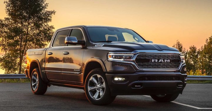 2020 Ram 1500 Ecodiesel Fuel Economy Rated At 22/32 Mpg