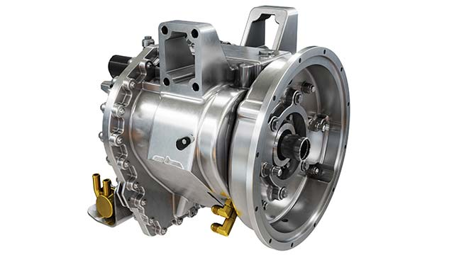 Eaton To Launch A Purpose-Built, Heavy-Duty Transmission For Electric Commercial Vehicles