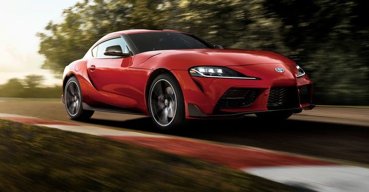 New Supra? Not So Fast, Check Out This Toyota Supra MK4 Up for Auction