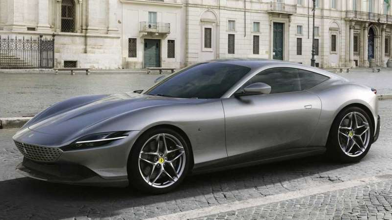 Ferrari Roma Ushers in New Design Era