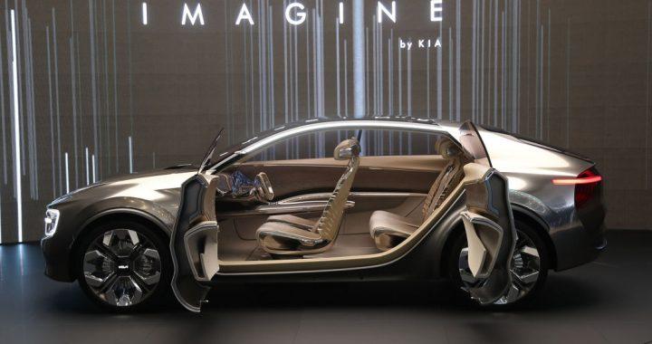 Production Version Of Kia Imagine Concept Due In 2021
