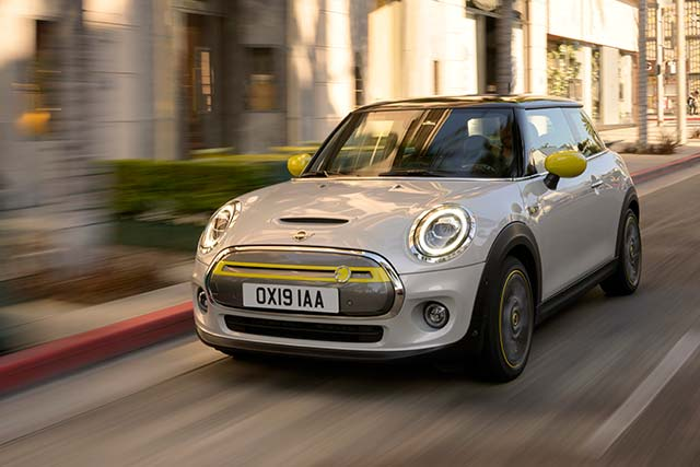 Mini Usa Launches Ordering Site For All-New Mini Cooper Se