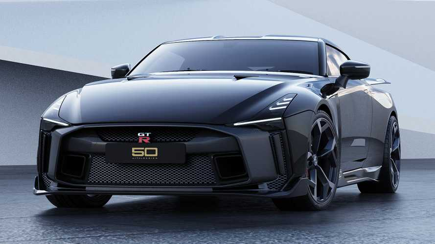 Nissan GT-R50 first customer model to be displayed at Geneva Motor Show