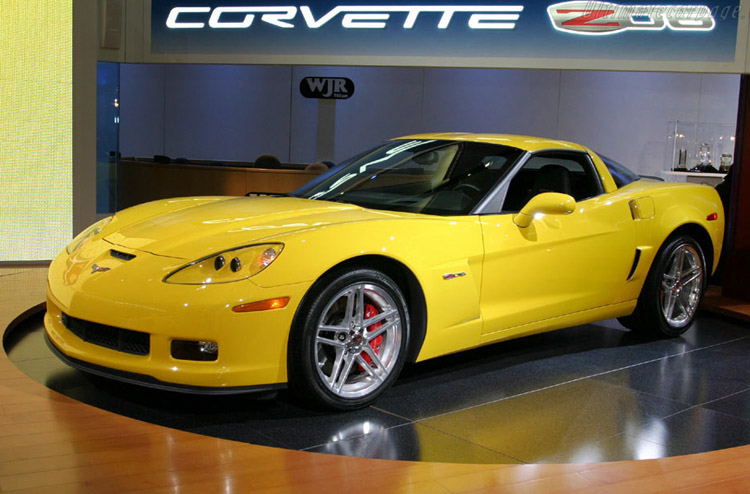 Buy This World-Beating 2005 Chevrolet Corvette Z06 Prototype