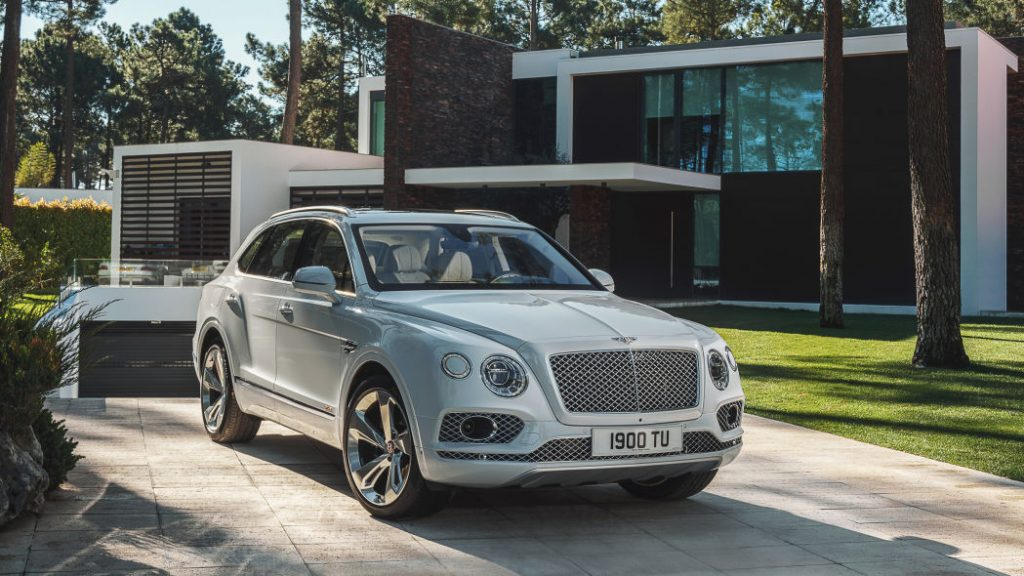 Bentley's First Electric Car Will Arrive In 2025 At The Earliest
