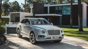 2025 Bentley