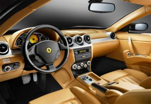 interior of your car
